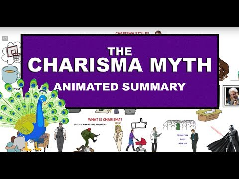 The Charisma Myth by Olivia Fox Cabane | Animated Book Review Part One | Between The Lines