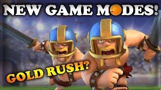 NEW Touchdown Mode Gameplay | Sneak Peek #2 | Clash Royale