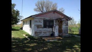 Женщина унаследовала дом, который пустовал более 30 лет и решила сделать его пригодным для жизни