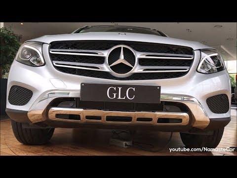 Mercedes-Benz GLC 220 d 4Matic 2017 | Real-life review