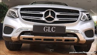 Mercedes-Benz GLC 220 d 4Matic 2017 | Real-life review