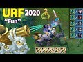 ARURF is So Fun 2020 (URF Sylas 1 HP OUTPLAY, URF Hecarim + Yuumi...)