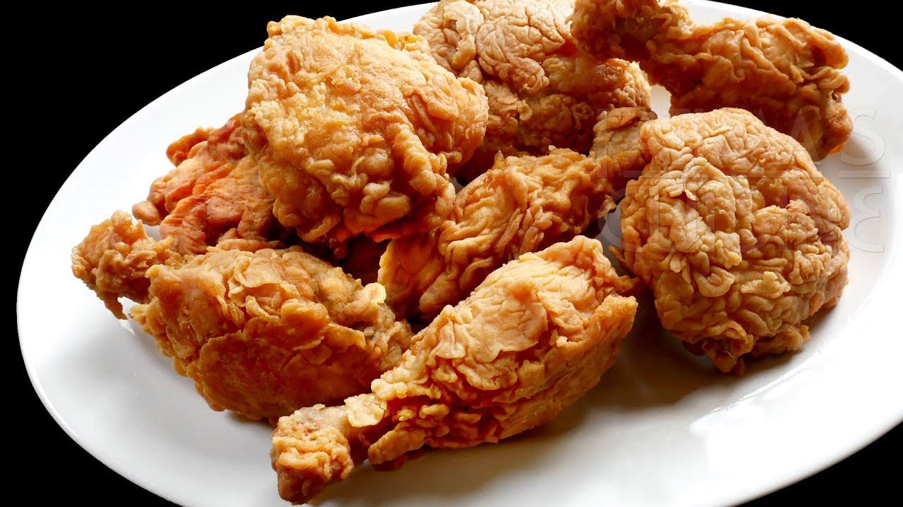 Picnic Fried Chicken Recipe | Easy Chicken Recipes | Crispy Fried Chicken Recipe
