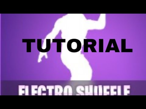HOW TO DO THE ELECTRO SHUFFLE TUTORIAL