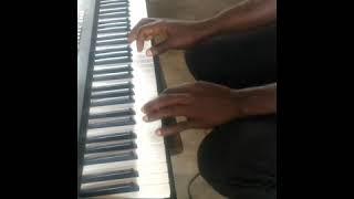 So erstellen Sie eine einfach Melodie, die mit der F-Dur-Tonleiter auf dem keyboard/Klavier
