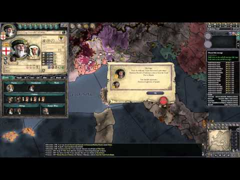 Crusader Kings II: The Republic Gameplay Review
