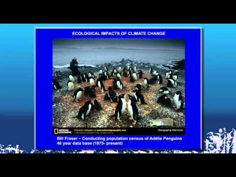 James McClintock 2/17/16  From Penguins to Plankton - Impacts of Climate Change on Antarctic