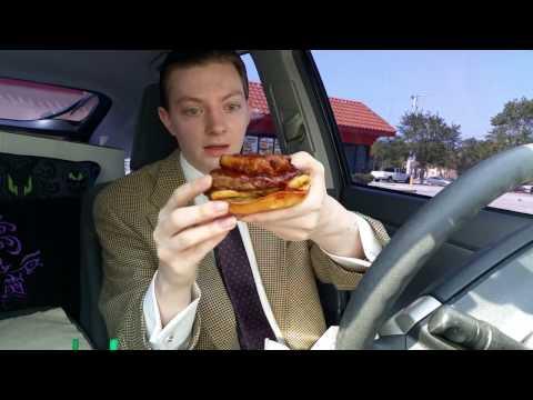 Hardee's / Carl's Jr. Baby Back Rib Burger - Food Review