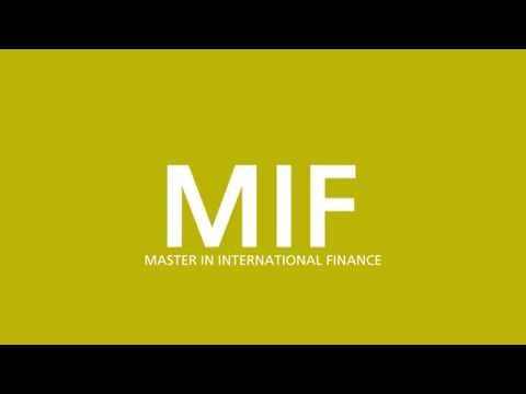 UvA Master in International Finance