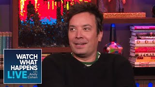 Jimmy Fallon on Having Fun with Taylor Swift | WWHL Video