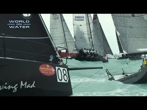 """World on Water"" January 24 16 Sailing TV News"