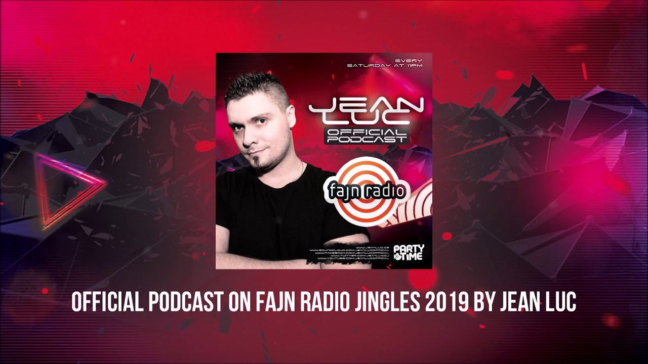Official Podcast on Fajn Radio - Jingles 2019 by Jean Luc