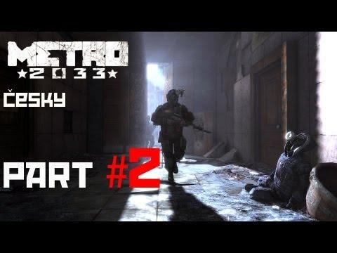 Český Let's Play by Upri - Metro 2033 - Part #2 : Riga a Bourbon