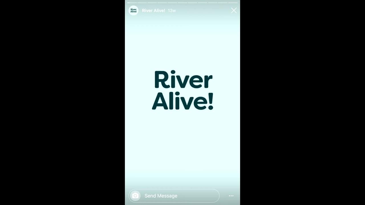 Social Media Portfolio - RiverAlive!