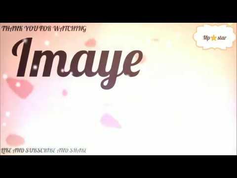 Imaye Imaye song lyrics whatsapp status(RAJA and RANI) movie