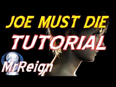 RESIDENT EVIL 7 - JOE MUST DIE - Tutorial & Full Walkthrough - Extreme+ Challenges Unlock - Duel AMG