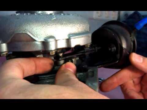 VNT Actuator Adjustment Set