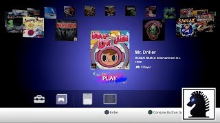 PS Classic - #9: Mr. Driller