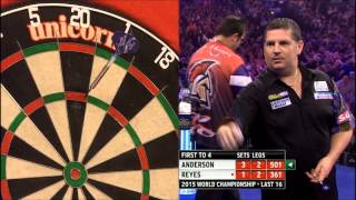 Gary Anderson: Time to climb aboard!