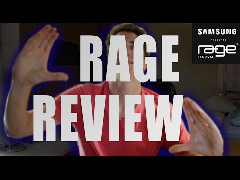 RAGE FESTIVAL 2017 - REVIEW