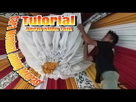 cara-membuat-jatung-dekorasi-tenda- -tutorial- -kembar-pesta-cahaya