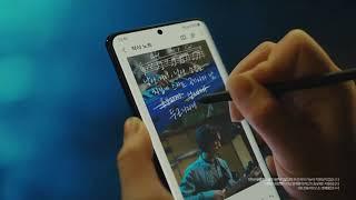 MBC 뉴스데스크 삼성 갤럭시 S21 시보광고 (2021.2.8~)