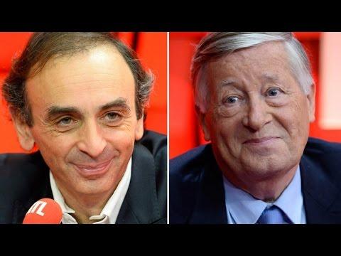 """Présidentielle 2017 : """"Un débat impressionnant de médiocrité"""", fustige Zemmour"""