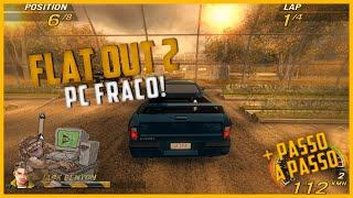 Como Baixar Instalar Flat Out 2! PC Fraco!