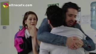 Elena entró en estado vegetativo y Agustín no puede contener el dolor