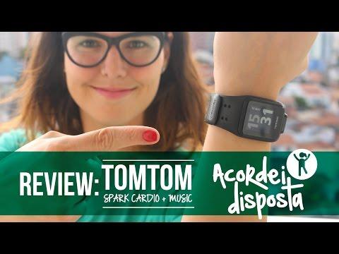 REVIEW: Relógio TomTom Spark Cardio + Music