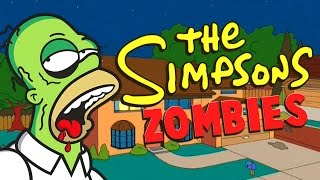 One of YouAlwaysWin's most viewed videos: THE SIMPSONS ZOMBIES ★ Call of Duty Zombies Mod (Zombie Games)