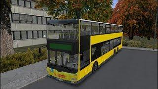 OMSI - Ahlheim Line 23 - MAN Lion's City DD Voith Gearbox