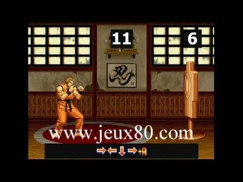 le meilleur jeu d 39 arcade des anne s 80 double dragon ou arkano d youtube. Black Bedroom Furniture Sets. Home Design Ideas