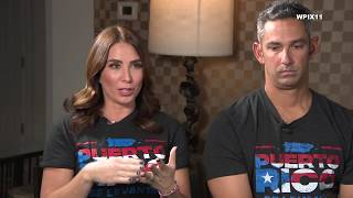 Yankees legend Jorge Posada, wife bring much-needed aid to Puerto Rico