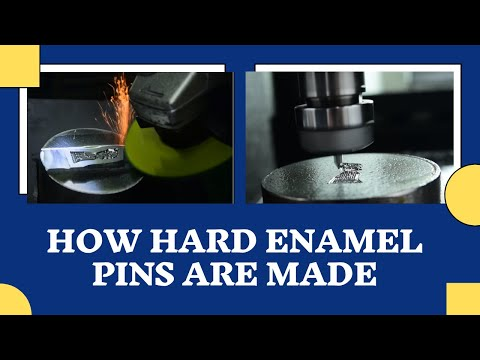 Solve All You Problems about Hard Enamel Pins Making!
