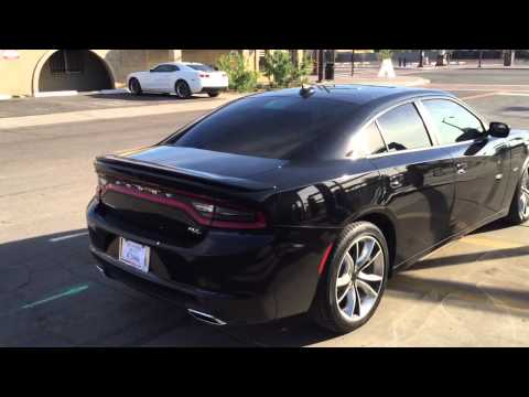 2015 Dodge Charger Rt Hemi with 50 series Flowmasters