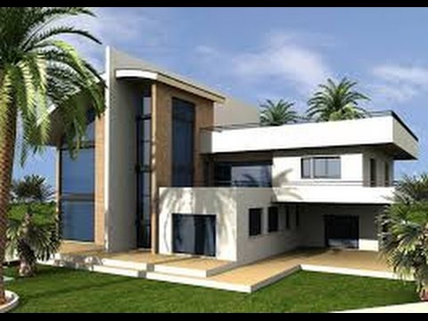 minecraft como hacer una mansion moderna