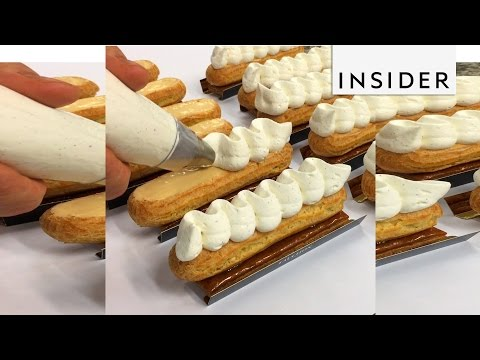 This 130-year-old Paris bakery makes the perfect éclair