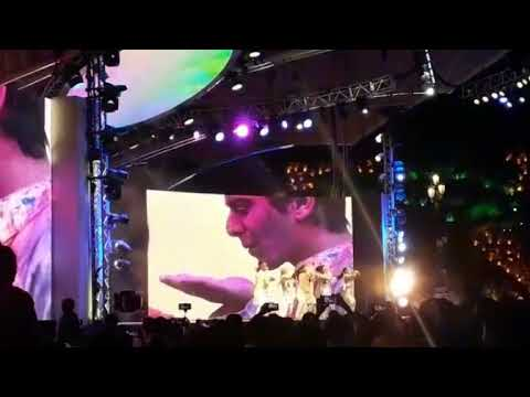 Dubai Global Village Live Dance Performance