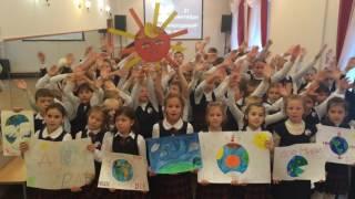 Международный День Мира в начальной школе гимназии МИИТ