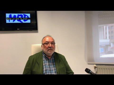 Interview with José Luis Arlanzón