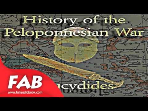 The History of the Peloponnesian War part 1/2 Full Audiobook by Richard CRAWLEY by History