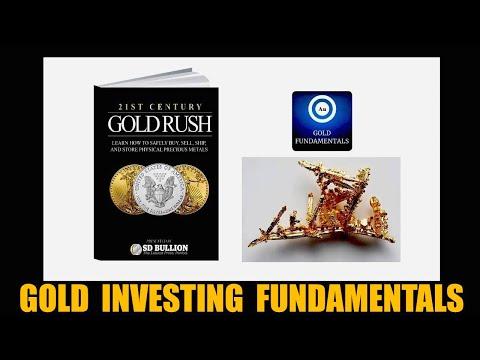 Gold Investing Fundamentals by SD Bullion | SDBullion.com