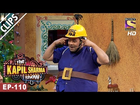 Baccha Yadav Welcomes Mahesh Manjrekar,Esha Koppikar   - The Kapil Sharma Show - 28th May, 2017