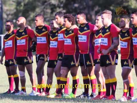 Queensland -  PNG Rugby League