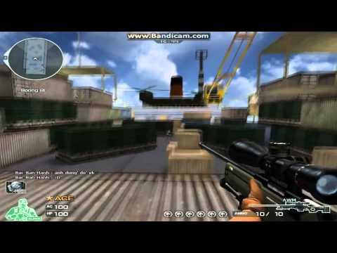 Một vài kỹ năng trong chế độ Sniper để bạn trở thành Pro    Đột kích    Crossfire VN