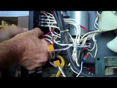Installing a miller spoolmate 100 on a Millermatic 135 mig welder  YouTube