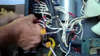 installing a miller spoolmate 100 on a millermatic 135 mig welder