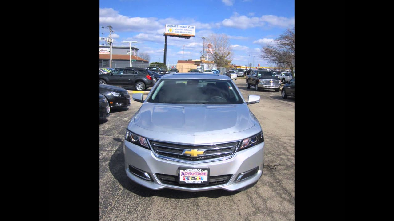 2014 Imapla Now Available At Advantage Chevrolet Of Bolingbrook