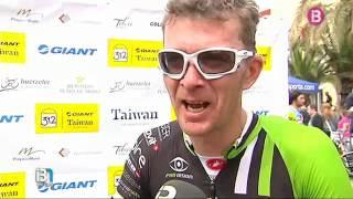 David Creegan guanya la Mallorca 312